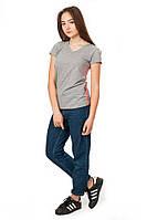 Спортивная футболка Code Original цвет серый размер 48 B14-1