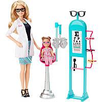 Барби Я могу быть Окулист CMF42