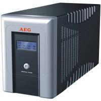 Источник бесперебойного питания (ИПБ) AEG UPS ProtectA 1000VA/600WLCD(tel,fax,modem,network) (6000006437)