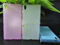 TPU чехол Tokyo для Sony Xperia Z5 Premium (4 цвета)