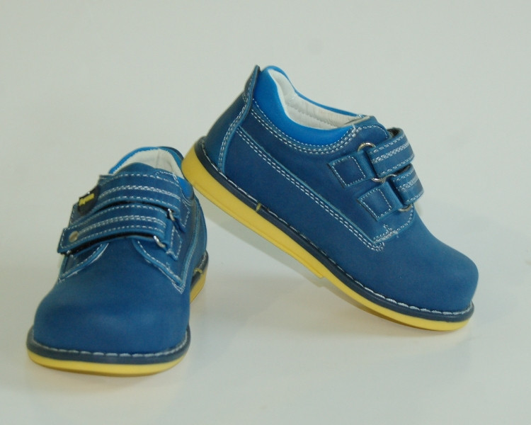 Туфли-полуботинки для мальчика Шалунишка 19 р