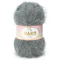 Nako Paris - 1690 темно сірий