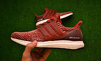 "Adidas Ultra Boost 3.0 ""Collegiate Burgundy"""
