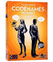 Кодовые имена: Картинки (рус) (Codenames: Pictures (rus)) настольная игра