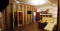 Сауна, Леопардовый зал