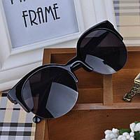 Солнцезащитные очки Cat Eye Black