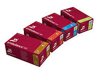 Перчатки латексные медицинские нестерильные Ambulance PF (Амбуланс) S (6-7) упаковка 50 шт