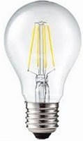 Лампа светодиодная Ledex 6W E27 4000K A60 FILAMENT