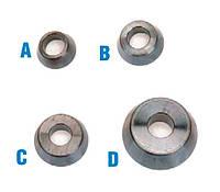 Базовый комплект конусов (4 ед.) со стандартным углом для балансировочных стендов HUNTER 20-1167-1 (США)