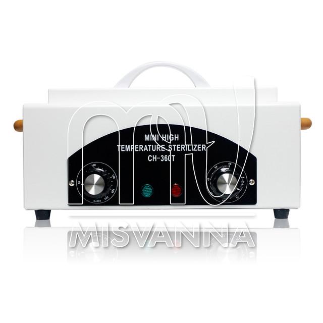 Профессиональный стерилизатор сухожаровой шкаф CH-360T для косметологических инструментов
