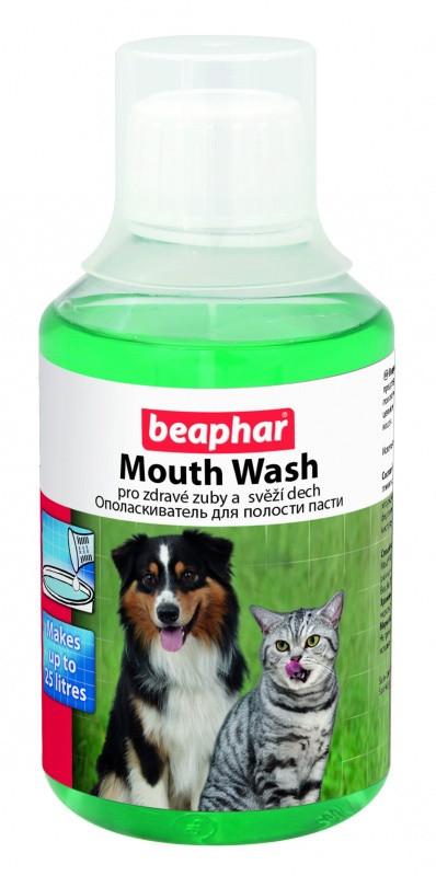 Mouth Wash ополіскувач для ротової порожнини собак і кішок Beaphar