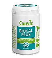 Canvit BIOCAL PLUS for dog 1 кг (1000 табл) - минеральная добавка для собак