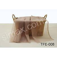 Фатин Soft Светло-коричневый, еврофатин