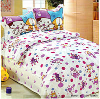 Набор постельного белья в кроватку Le Vele Barkot