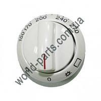 Ручка выбора температуры духовки для плиты Bosch, Siemens 00417829