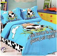 Набір постільної білизни в ліжечко Le Vele Pastoral