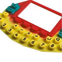 Силиконовые клавиатуры