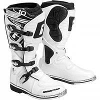 Мотоботы кроссовые Gaerne SG-10 белые, 42
