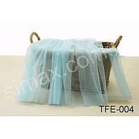 Фатин Soft Светло-голубой, еврофатин