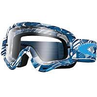 Кроссовая маска Oakley O Frame MX Navy синяя