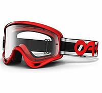Маска кроссовая Oakley O Frame Red Victory