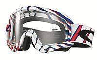Маска кроссовая Oakley O Frame Mx Razors Edge Patriotic