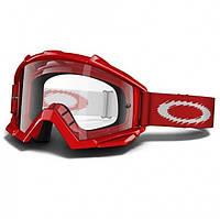 Маска кроссовая Oakley MX Proven Viper Red