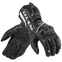Мотоперчатки Revit Jerez черные, S
