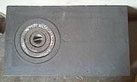 Поверхность варочная чугунная 710*410 мм ГОСТ ПОЛУГЛУХАЯ (26кг)