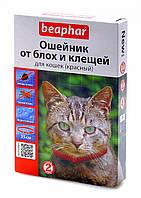 Ошейник от блох и клещей для кошек Beaphar, цвет в ассортименте