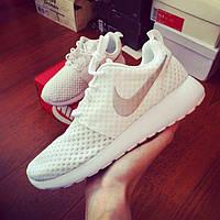 """Nike Roshe Run Br """"White Metallic"""""""