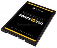 Flash SSD, Corsair Force LE200 120GB