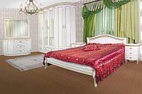 Спальня из массива дерева коллекции «Полесье-3»