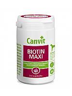 Canvit BIOTIN MAXI - Биотин Макси - добавка для здоровья кожи и шерсти собак крупных пород, 230g