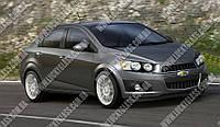 Chevrolet Aveo (12-), Лобовое стекло
