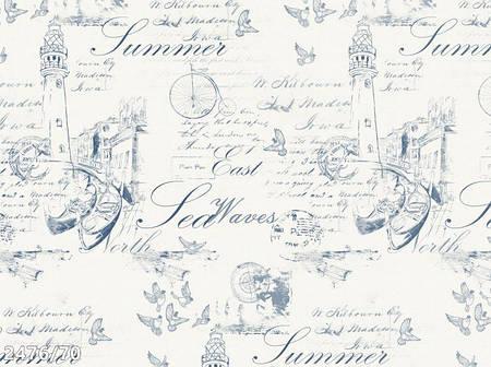 Ткань для штор La Manche 2476 Eustergerling