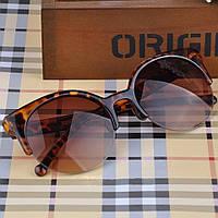 Солнцезащитные очки Cat Eye Leopard