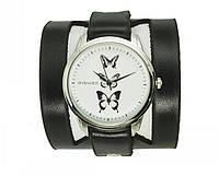 Наручные часы на эксклюзивном ремешке 3 бабочки  AW 519
