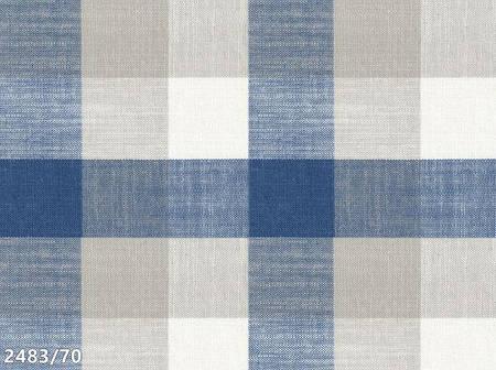 Ткань для штор La Manche 2483 Eustergerling