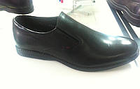 Мужские кожаные туфли Mida Мида арт 11443