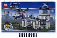 Конструктор City 81005 Полицейский участок, 415 дет