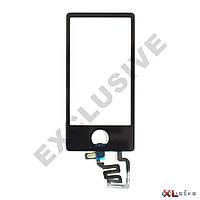 Сенсор (тачскрин) iPod Nano 7 чорний