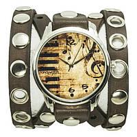 Наручные часы на эксклюзивном ремешке Скрипичный ключ  AW 530