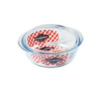Кастрюля с/к o cuisine  кастрюля стекл.кругл. 3л (2,2л+0,8л) с крышкой (208ac00)