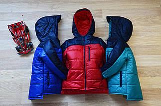 Курточка дитячий демісезонний Драйв для хлопчика(134см.), фото 3