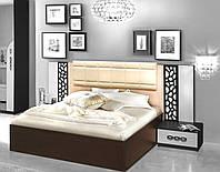 Кровать двуспальная Селеста без каркаса