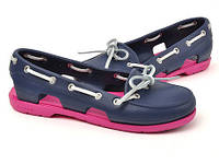 Женские шлепки crocs Beach Line Boat Shoe