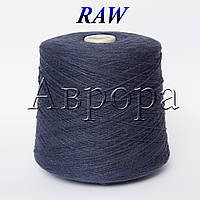RAW (87% лен, 10% вискоза, 3% эластан.  440м/100г)