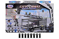 Конструктор City Swat 1221 Полицейская машина спецназа, 246 дет