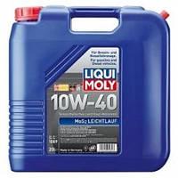 Liqui Moly MoS2 Leichtlauf Полусинтетическое Моторное Масло С Молибденом 10W-40, 20л (1089)